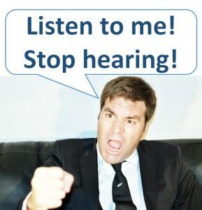 Listenは「耳を傾ける」ではない!HearとListenの本当の違いを知ってますか?